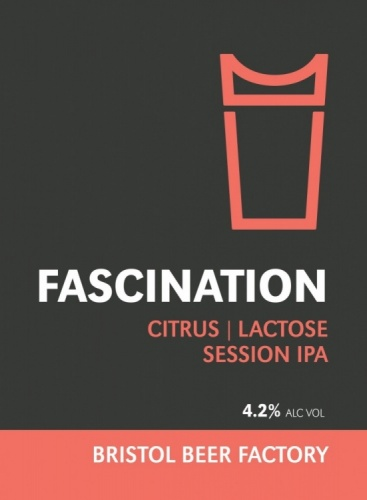 Bristol Beer Factory Fascination 4.2% 9g